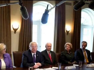 Trump Denies Claim He Disrespected Fallen Soldier