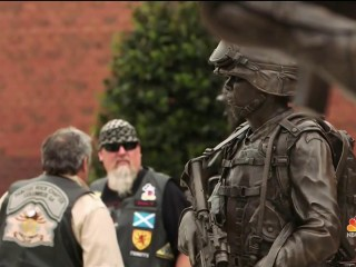 Global War on Terror Memorial Honors U.S. Soldiers