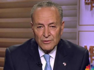 Full Schumer: President Cannot Let Fringe 'Run the Show'