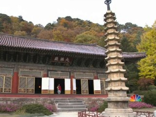 How a Thousand Year-Old Buddhist Temple Shapes North Korea