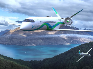This Hybrid-Electric Airplane Could Be The Future of Air Travel