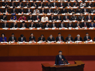 China's President Says Economic Rebirth Is Only at 'Halfway Point'