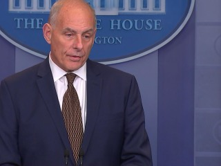 John Kelly: Trump Believes Puerto Ricans are American Citizens