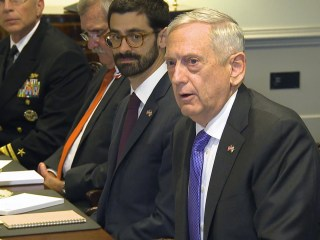 Defense Secy. Mattis Confirms Niger Military Deaths Under Investigation
