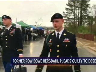 Bowe Bergdahl Pleads Guilty After Walking off Military Post in Afghanistan