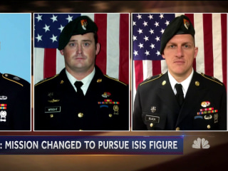 U.S. Special Forces in Niger Were Pursuing Key ISIS Recruiter When Ambushed