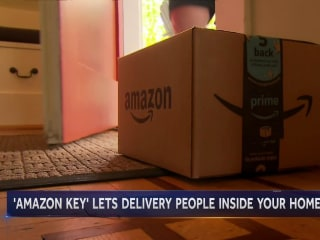 New Amazon Key Will Allow Package Delivery Inside Your Home