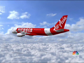 AirAsia Jet Plunges 22,000 Feet Within Minutes