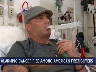 Cancer Rates are Rising Among Firefighters, Research Shows