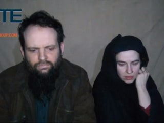 American Former Hostage Caitlan Coleman Rushed to Hospital