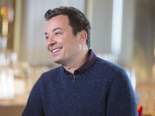 Despite everything being 'Mama,' Jimmy Fallon is the 'luckiest guy you'll ever meet'