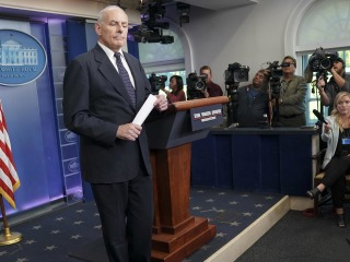 Gen. Kelly Describes His Own Call About Son's Death in Afghanistan
