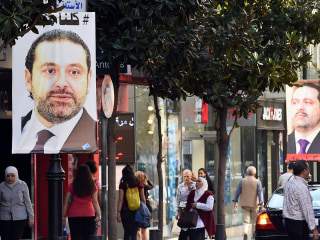 Leader's mystery resignation unites Lebanese who want him back