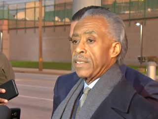 Rev. Al Sharpton supports imprisoned rapper Meek Mill