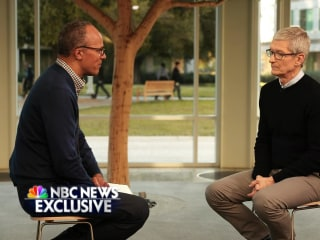 Full Interview: One-on-One With Tim Cook