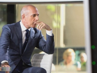 NBC News fires Matt Lauer after sexual misconduct review