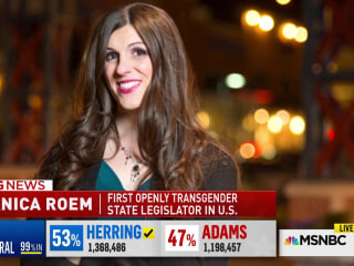 Danica Roem on historic victory: Inclusion and equality won