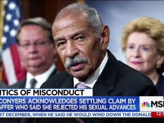 Sexual Assault Claims Surround Rep. Conyers