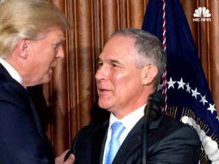 How Much Has the EPA Changed One Year Since the Election?