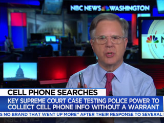 Supreme Court to consider whether police can track cell phone data