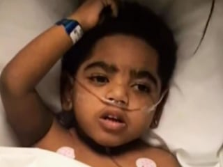2-year-old boy has successful kidney transplant