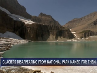How Climate Change Is Wiping Out This National Park