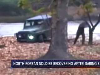 North Korean defector recovering after daring escape