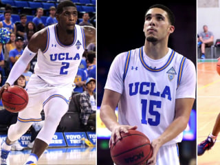 UCLA athletes thank Trump for their release