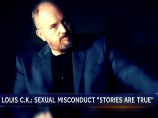 Louis C.K., Accused of Sexual Misconduct, Says: 'These Stories Are True'