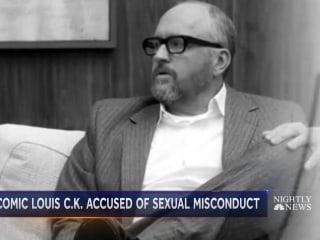 Louis CK Accused of Sexual Misconduct by Five Women