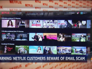 Netflix Email Scam Targets 110 Million Customers