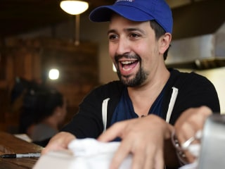 Lin-Manuel Miranda Pledges Long-Term Help for Puerto Rico Hurricane Victims