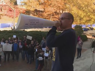 Students come out in vocal opposition of GOP tax plan