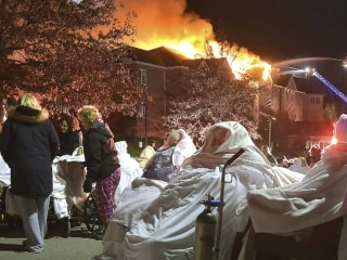 Residents still missing after massive fire rips through senior home in Pennsylvania