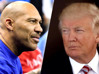 LaVar Ball declines to thank Trump for freeing UCLA players from China