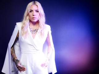 I found myself by isolating myself: 2 minutes with Skylar Grey