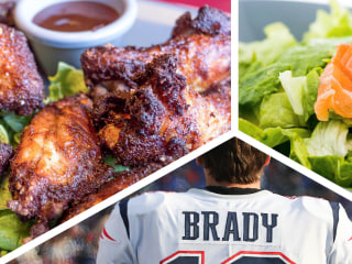 We tried Tom Brady's diet at a bar
