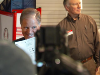 Alabama Senate Candidate Doug Jones Votes