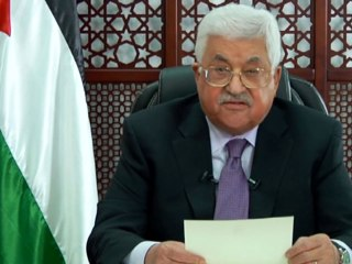 Palestinian president rejects Trump's view of Jerusalem