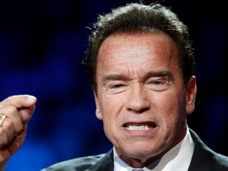 Schwarzenegger: U.S. didn't pull out of climate deal, Trump did