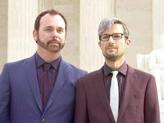 Gay Couple in SCOTUS Case: 'We want everyone to be treated equally'