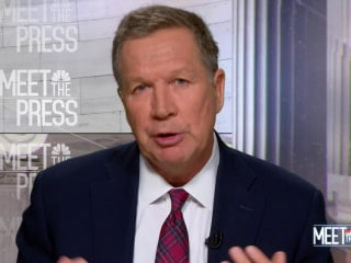 Full Kasich: Republicans can't be 'small, angry and narrow'