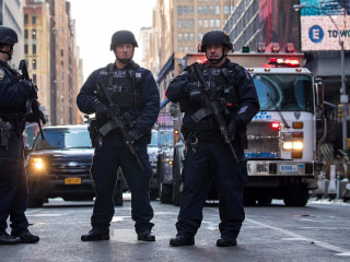 NY Officials: Bombing suspect came to the U.S. legally