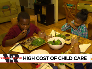 The rising cost of child care is being felt all across the country