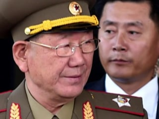 One of Kim Jong Un's top generals has vanished