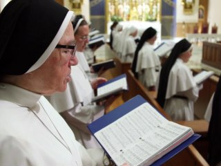 These singing nuns have become a hit music sensation