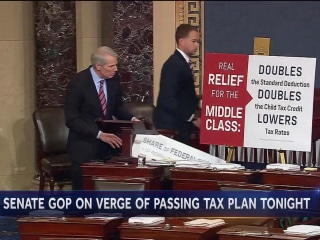 What the GOP tax bill includes