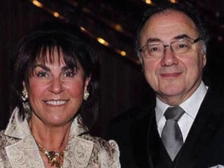 Canadian billionaire couple found dead in their home