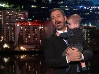 Jimmy Kimmel makes emotional plea for CHIP