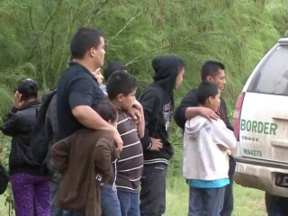 Department of Homeland Security could separate immigrant families illegally crossing the border